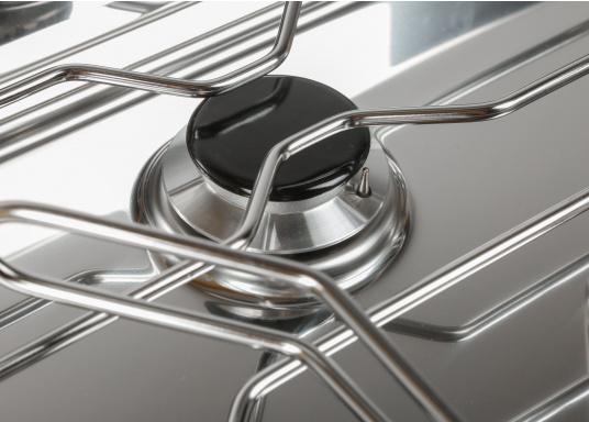 Innovative Technik und Funktion machen den ästhetischen LE GASCOGNE Kocher zu einem Produkt höchster Qualität und Funktionaliät. (Bild 11 von 12)