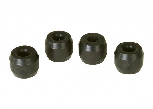 Für Ihre VETUS Kupplung Typ 6 finden Sie hier passende Gummipuffer. Im Lieferumfang sind 4 Gummipuffer enthalten.