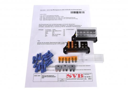 Sicherungsset für Hochleistungsregler PRO DIGITAL (Bild 2 von 2)