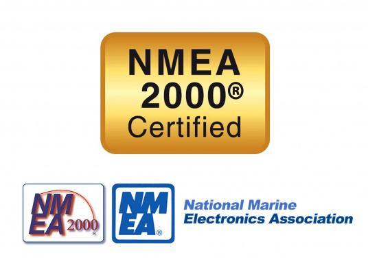 NMEA2000 Netzwerkkabel mit einseitigem Stecker. Länge: 1 m. (Bild 2 von 2)