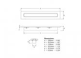 LED Strip Light / warm white / 12V