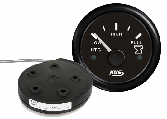 KUS Waste Water Gauge with Ultrasonic Sensor only 169,95 € buy now