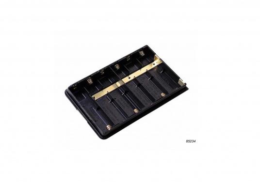 STANDARD HORIZON -Batterie Leergehäuse FBA-25A für Ihr Handfunkgerät HX370. (Bild 2 von 2)