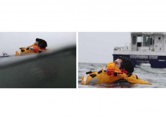 Für jeden sicherheitsbewussten Wassersportler ein Muss! Der schwimmfähige, kompakte AIS Notfallsender Smartfind S20 sendet nach dem Auslösen der automatischen Rettungsweste automatisch ein Signal inkl. GPS-Position an Schiffe in einer Reichweite von ca. 4 - 5 Seemeilen. (Bild 2 von 2)