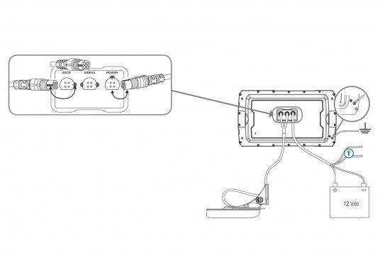 """Die neue STRIKER Plus Serie von Garmin überzeugt mit nicht zu überbietenden Aufzeichnungen und integriertem GPS. So können Sie Ihre Lieblingsspots zum Angeln oder andere Wegpunkte markieren um problemlos den Weg dorthin zurückzufinden.Der STRIKER Plus 7sv verfügt über ein wasserdichtes 7"""" Display und wird ohne Geber geliefert. (Bild 9 von 9)"""