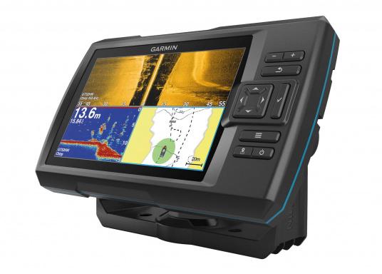 """Die neue STRIKER Plus Serie von Garmin überzeugt mit nicht zu überbietenden Aufzeichnungen und integriertem GPS. So können Sie Ihre Lieblingsspots zum Angeln oder andere Wegpunkte markieren um problemlos den Weg dorthin zurückzufinden.Der STRIKER Plus 7sv verfügt über ein wasserdichtes 7"""" Display und wird inkl. GT52HW-TM Geber geliefert."""