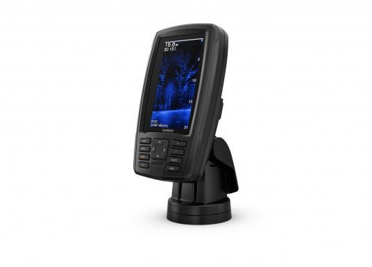 """Mit der neuen EchoMAP Plus-Serie von Garmin erhalten Sie hochauflösende Darstellungen der unmittelbaren Unterwasserwelt in Kombination mit einem Kartenplotter. Der EchoMAP Plus 42cv verfügt über ein wasserdichtes 4,2"""" Display und wird inkl. GT20-TM Geber geliefert. (Bild 10 von 13)"""