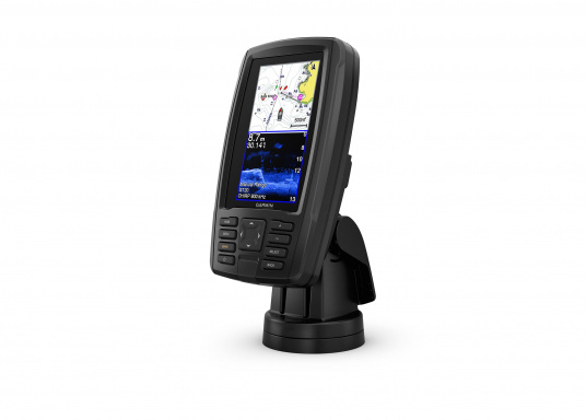 """Mit der neuen EchoMAP Plus-Serie von Garmin erhalten Sie hochauflösende Darstellungen der unmittelbaren Unterwasserwelt in Kombination mit einem Kartenplotter. Der EchoMAP Plus 42cv verfügt über ein wasserdichtes 4,2"""" Display und wird inkl. GT20-TM Geber geliefert. (Bild 4 von 13)"""