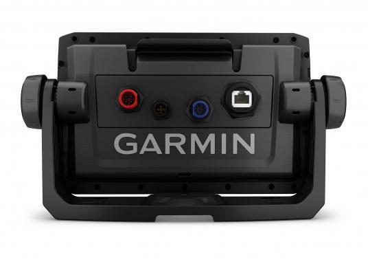 """Mit der neuen EchoMAP Plus-Serie von Garmin erhalten Sie hochauflösende Darstellungen der unmittelbaren Unterwasserwelt in Kombination mit einem Kartenplotter. Der EchoMAP Plus 72cv verfügt über ein wasserdichtes 7"""" Display und wird inkl. GT20-TM Geber geliefert. (Bild 5 von 12)"""