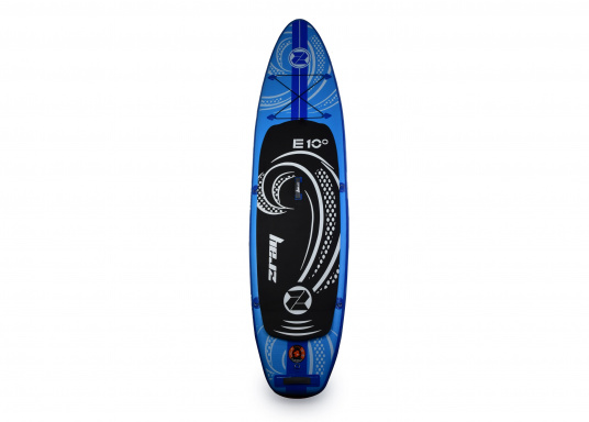This inflatable SUP provides endless fun on the water and is suitable for the entire family.
