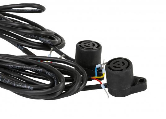 Gasdetektoren gehören mit zu den wichtigsten Teilen der Sicherheitsausrüstung an Bord. Die PILOT Gasdetektoren gewährleisten eine zuverlässige Erkennung von LPG-Gas (Flüssiggas). Im Lieferumfang sind zwei Gassensoren mit ca 3,5 m Anschlusskabel enthalten. (Bild 6 von 6)