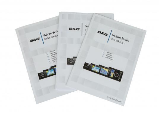 """Vollgepackt mit Innovationen und preisgekrönten Segelfunktionen ist die neue Serie des Vulcan-Multifunktionsdisplays von B&G ein Muss für jeden Segler. Der Vulcan 7R verfügt über ein 7"""" großes Multi-Touch-Display, integriertem GPS und WiFi, ausgezeichneten Sonar-Technologien und einer Radar-Kompatibilität. Lieferung ohne Geber. (Bild 9 von 9)"""