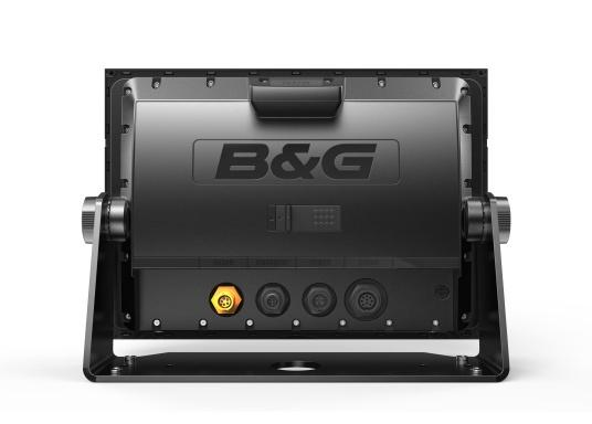 """Packed with innovation and award-winning sailing features, the new B&G Vulcan multifunction display series is a must-have for every sailor. The Vulcan 12R features a 12"""" multi-touch display, built-in GPS and WiFi, excellent sonar technologies and radar compatibility. Transducer is not included. (Image 6 of 15)"""