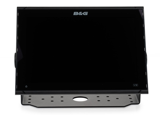 """Packed with innovation and award-winning sailing features, the new B&G Vulcan multifunction display series is a must-have for every sailor. The Vulcan 12R features a 12"""" multi-touch display, built-in GPS and WiFi, excellent sonar technologies and radar compatibility. Transducer is not included. (Image 11 of 15)"""