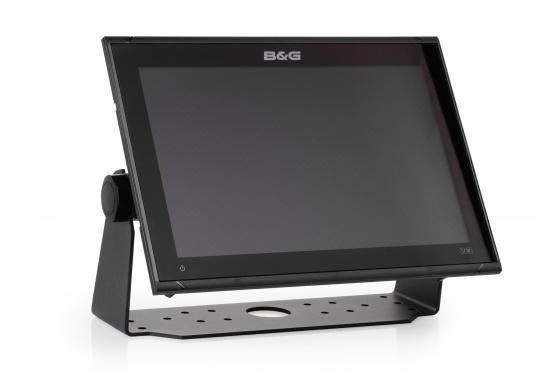 """Packed with innovation and award-winning sailing features, the new B&G Vulcan multifunction display series is a must-have for every sailor. The Vulcan 12R features a 12"""" multi-touch display, built-in GPS and WiFi, excellent sonar technologies and radar compatibility. Transducer is not included. (Image 10 of 15)"""