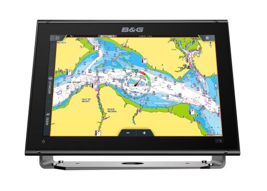 """Muni de fonctions de navigation innovantes et primées, la nouvelle gamme d'écran multifonction Vulcan de B&G est une référence pour tout les marins. Il est caractérisé par un écran tactile 12"""", un GPS intégré, le WiFi, des technologies de sonar avancées. Transducteur non inclus."""