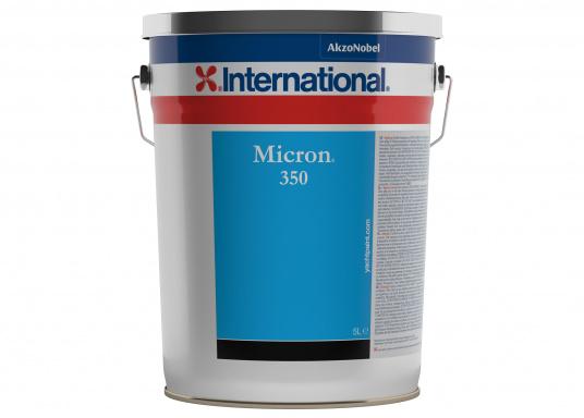 Der Nachfolger der bewährten Antifoulings MICRON EXTRA EU / WA / 77 von INTERNATIONAL. MICRON 350 ist ein leistungsstarkes, selbstpolierendes Antifouling, das dank der Polierwirkung für bis zu zwei Jahre einen effektiven Schutz vor Bewuchs bietet. (Bild 2 von 3)