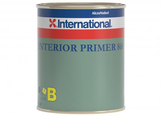 Der INTERIOR PRIMER 860 ein dickschichtiger universeller Epoxy Primer formuliert für den Innenbereich. Minimale Vorbereitung, schnell wieder betretbare Flächen und geringer Geruch machen seine Verarbeitung sehr schnell und einfach. (Bild 2 von 2)