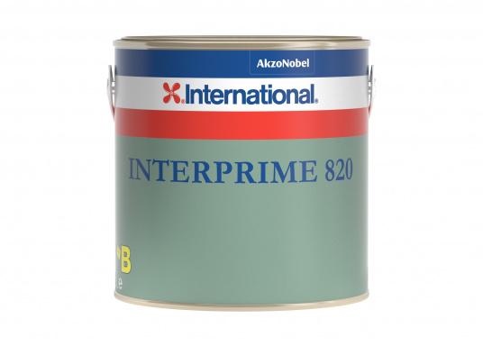 Interprime 820 ist eine 2-Komponenten-Epoxidgrundierung. Mit inaktiven Pigmenten, Additiven und Korrosionsschutz ist sie für die Verwendung auf einer Reihe von Untergründen, wie zum Beispiel Stahl und Aluminium, über und unter der Wasserlinie geeignet. (Bild 2 von 2)