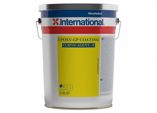 Epoxy GP Coating is an excellent primer for pre-treated steel, aluminum, plywood and molded constructions. It can be finished by airless spraying, brush, roller or conventional sprayers with two-component products. (Afbeelding 2 of 2)