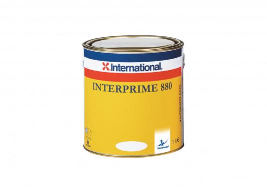 Interprime 880 ist ein exzellenter 2-Komponenten Epoxy Finishprimer. Er wurde speziell für einen großen Temperaturbereich entwickelt, um einen glatten Untergrund für Polyurethan-Topcoats auf einer Vielzahl von Untergründen zu erzeugen. (Bild 2 von 3)