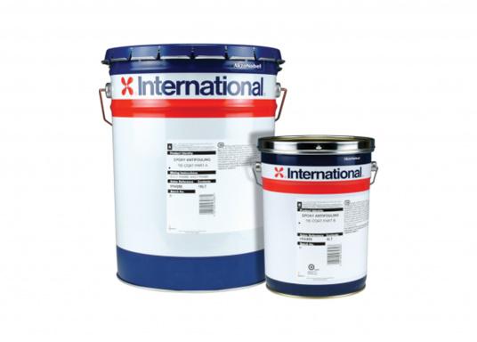 Als teerfreies 2-Komponenten-Epoxidprodukt dient Epoxy A/F Tie Coat als starker Haftvermittler zwischen Korrosionsschutz und Antifouling. Dienst zur Verbesserung der Haftung und Leistungsfähigkeit.