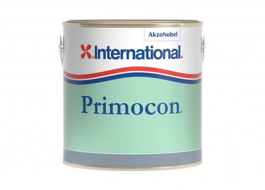 PRIMOCONist eine 1-Komponenten-Grundierung für den Unterwasserbereich. Geeignet für Stahl, Alu, Holz und GFK. Auch als Sperrgrund zwischen Antifoulings anwendbar.