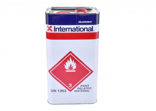 International Verdünnung GTA220 für Produkte auf Epoxidbasis wie INTERPROTECT, GELSHIELD, INTERSHIELD 300 und INTERGARD 260.