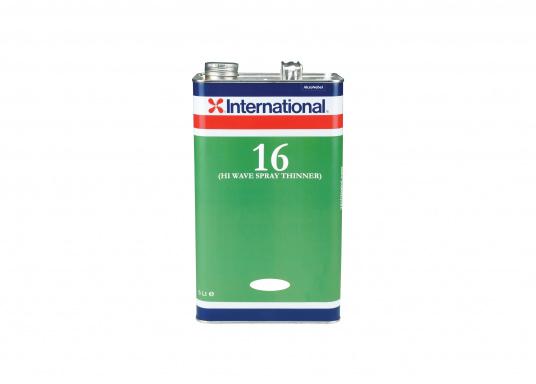 Dieses Produkt ist eine Mischung aus organischen Lösmitteln und speziell entwickelt zur Verdünnung und Gerätereinigung in Verbindung mit Interior Finish
