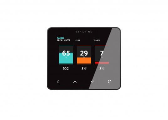 Das PICO Standard Paket bietet Ihnen ein komplettes Überwachungssystem Ihrer 12 / 24 Volt Batterie.Die vielen Anschlussmöglichkeiten und die Benutzerfreundlichkeit bietet Ihnen einen einfachen Überblick über alle wichtigen Informationen Ihrer Batterie und zusätzlich auch über Tankfüllstände und Temperaturen. (Bild 3 von 12)