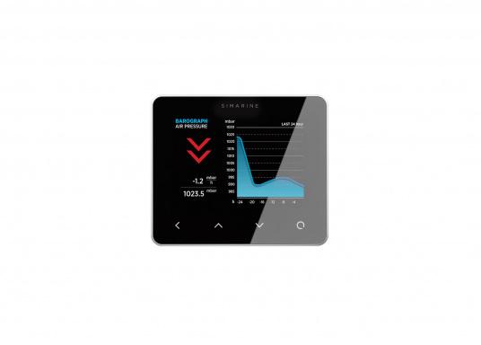 Das PICO Standard Paket bietet Ihnen ein komplettes Überwachungssystem Ihrer 12 / 24 Volt Batterie.Die vielen Anschlussmöglichkeiten und die Benutzerfreundlichkeit bietet Ihnen einen einfachen Überblick über alle wichtigen Informationen Ihrer Batterie und zusätzlich auch über Tankfüllstände und Temperaturen. (Bild 4 von 12)
