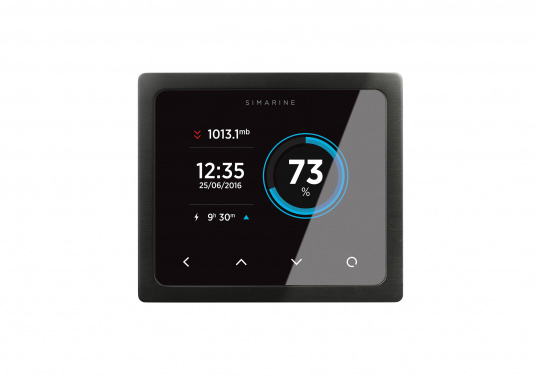 Das PICO Standard Paket bietet Ihnen ein komplettes Überwachungssystem Ihrer 12 / 24 Volt Batterie.Die vielen Anschlussmöglichkeiten und die Benutzerfreundlichkeit bietet Ihnen einen einfachen Überblick über alle wichtigen Informationen Ihrer Batterie und zusätzlich auch über Tankfüllstände und Temperaturen. (Bild 8 von 12)