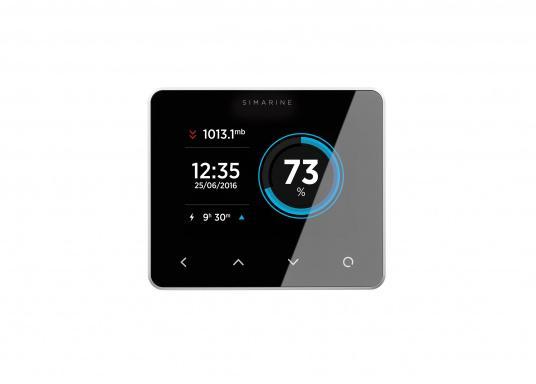 Das PICO Standard Paket bietet Ihnen ein komplettes Überwachungssystem Ihrer 12 / 24 Volt Batterie.Die vielen Anschlussmöglichkeiten und die Benutzerfreundlichkeit bietet Ihnen einen einfachen Überblick über alle wichtigen Informationen Ihrer Batterie und zusätzlich auch über Tankfüllstände und Temperaturen. (Bild 6 von 12)