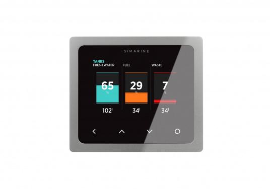 Das PICO Standard Paket bietet Ihnen ein komplettes Überwachungssystem Ihrer 12 / 24 Volt Batterie.Die vielen Anschlussmöglichkeiten und die Benutzerfreundlichkeit bietet Ihnen einen einfachen Überblick über alle wichtigen Informationen Ihrer Batterie und zusätzlich auch über Tankfüllstände und Temperaturen. (Bild 9 von 12)