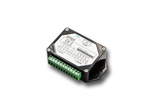 Das PICO Standard Paket bietet Ihnen ein komplettes Überwachungssystem Ihrer 12 / 24 Volt Batterie.Die vielen Anschlussmöglichkeiten und die Benutzerfreundlichkeit bietet Ihnen einen einfachen Überblick über alle wichtigen Informationen Ihrer Batterie und zusätzlich auch über Tankfüllstände und Temperaturen. (Bild 11 von 12)