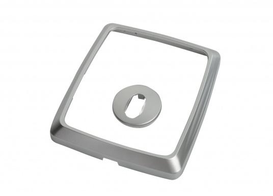 Passender Aluminium-Rahmen für das Bedienpanel S von ZIPWAKE.