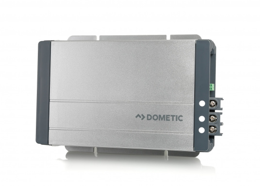 DOMETIC's MCA1235 battery charger dramatically reduces charging time and offers sophisticated charging technology at an unbeatable price-performance ratio. With 5-stage charging technology, two charging outputs and a trickle charge output for the starter battery. (Image 7 of 7)
