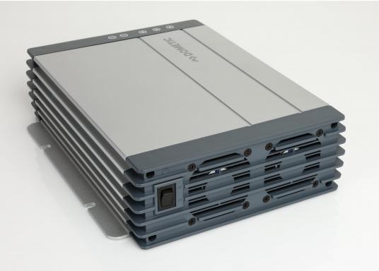 Avec le chargeur de batterie DOMETIC MCA1250 les temps de charge sont considérablement réduits. Il offre une technologie de charge sophistiquée avec une rapport qualité/prix imbattable, pour une technologie de charge 5 étapes et trois sorties. (Image 2 de 6)