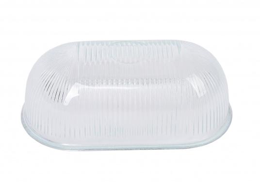 Ricambi Plafoniere Vetro : Vetro di ricambio per plafoniera ovale solo 5 00 u20ac svb