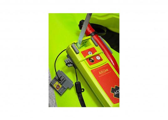 Der Notsender AISLink von ACR verfügt über eine integrierte DSC-, AIS- und GPS-Technologie, sodass Sie schnellstmöglich Hilfe anfordern können, wenn Sie diese am dringendsten benötigen. (Bild 9 von 10)