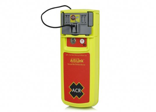Der Notsender AISLink von ACR verfügt über eine integrierte DSC-, AIS- und GPS-Technologie, sodass Sie schnellstmöglich Hilfe anfordern können, wenn Sie diese am dringendsten benötigen.