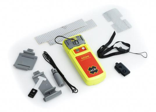 Der Notsender AISLink von ACR verfügt über eine integrierte DSC-, AIS- und GPS-Technologie, sodass Sie schnellstmöglich Hilfe anfordern können, wenn Sie diese am dringendsten benötigen. (Bild 6 von 10)