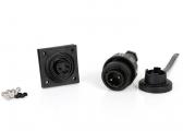 Waterproof Spare Bulkhead Socket for TP10