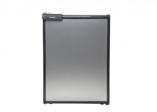 Innovative CRE-50 compressor refrigerator from DOMETIC. 2-in-1 solution with removable freezing compartment, which gives you more space to cool additional foodstuffs. Smart electronics control the speed of the compressor; as a result, energy consumption can be reduced by 25%.   (Image 2 of 10)