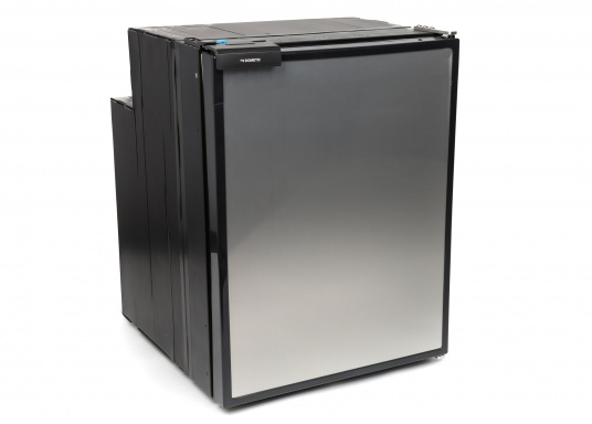 Innovative Compressor Refrigerator CRE-80 from DOMETIC. 2-in-1 solution with removable freezing compartment, which allows for more space if needed. Smart electronics control the speed of the compressor; as a result, energy consumption can be reduced by 25%.   (Afbeelding 2 of 9)