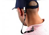Clip ferma-cappello