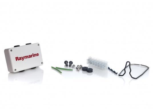 Il trasduttore vento Raymarine fornisce dati affidabili e precisi sulla direzione e sulla velocità del vento. (Immagine 5 di 5)