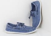 Chaussures de pont homme NAUTICO ENZIMATICO / Bleu jean