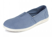 CAMPING TINTADO Women's Shoe / Light Blue