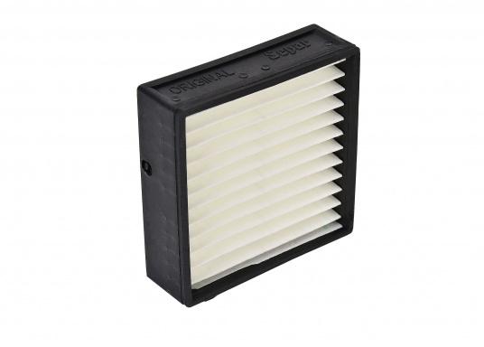 Originaler Ersatzfilter für den Dieselfilter SEPAR SWK 2000 / 5. Die Abmessungen betragen 76 x 76 x 24 mm.